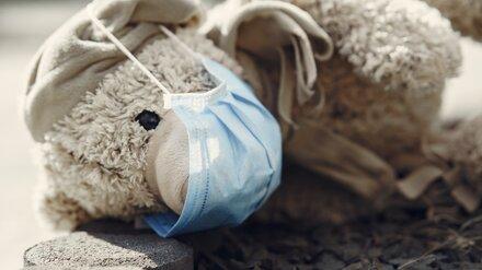 В Воронежской области взлетела заболеваемость ковидом среди детей