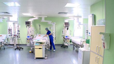Число пневмоний в Воронежской области за месяц выросло в два раза