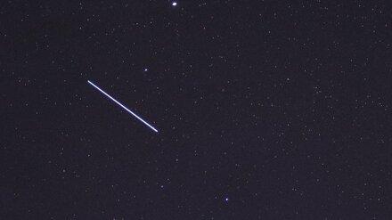 Воронежцы смогут наблюдать за пролётом МКС по вечерам
