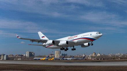 Построенный в Воронеже «президентский» самолёт испытали в небе