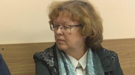 Осуждённая воронежская экс-чиновница обжалует приговор