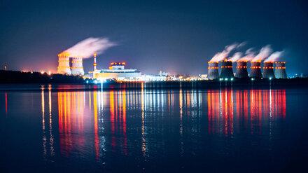 На Нововоронежской АЭС отключился атомный энергоблок
