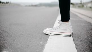 В Воронеже иномарка сбила 21-летнюю девушку