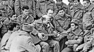 Тоска по Родине и любовь к матери. Образ русского солдата в афганских песнях