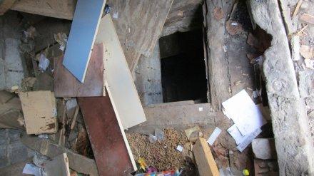 Пропавшего в Воронеже мужчину нашли мёртвым в погребе заброшенного сарая