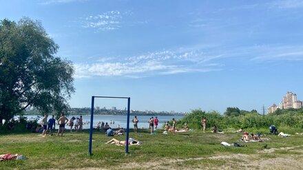 Роспотребнадзор обновил список опасных для купания воронежских пляжей