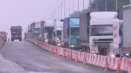 В Воронежской области временно перекроют участок трассы М-4 «Дон»