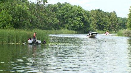 Врезавшийся в лодку с 6 воронежцами водитель гидроцикла сдался силовикам