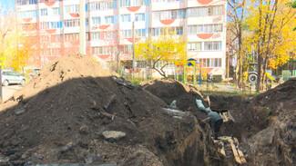 Жители 3 многоэтажек в Воронеже остались без отопления, горячей воды и света