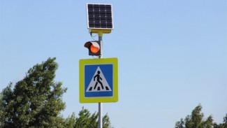 На улицах Воронежа для повышения безопасности установят 23 новых светофора