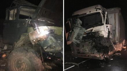 В Воронежской области фура раздавила ремонтировавшего ЗИЛ водителя