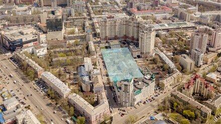 В Воронеже объявили конкурс на лучшую концепцию реновации исторического квартала
