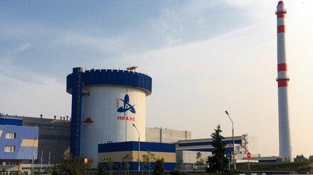 Энергоблок №5 Нововоронежской АЭС вышел на 100-процентную мощность после ремонта