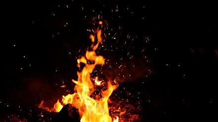 В Воронежской области загорелась детская школа искусств