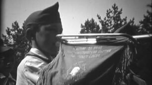 Ездили в лагеря и собирали металлолом. Как воронежские пионеры проводили лето