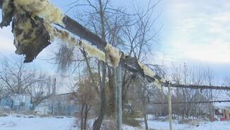 Воронежские коммунальщики ждут новых аварий на теплосетях в Придонском