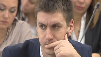 Воронежские власти нашли замену Алексею Антиликаторову в АИР