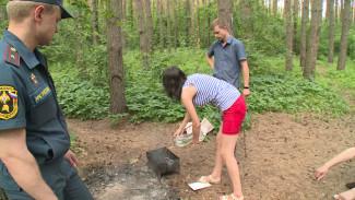 Воронежские спасатели предупредили любителей шашлыков о массовых рейдах