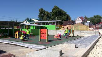 В Воронеже к 1 сентября откроют пристройки сразу к 8 детским садам