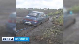 Жители села под Воронежем: «Из-за отсутствия дороги пациента до скорой несли на руках»