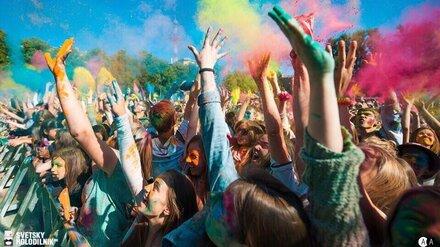 Три события за день. В Воронеже пройдут фестивали мыльных пузырей, красок и волшебных шаров