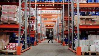Строительный гипермаркет под Воронежем попался на работе в локдаун