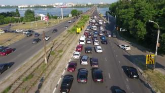 Ремонт Северного моста в Воронеже закончат раньше срока