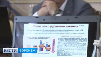 Глав департаментов правительства Воронежской области проверят на профпригодность