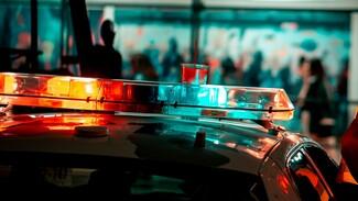 Воронежский таксист решил накормить «полицейского» и лишился крупной суммы
