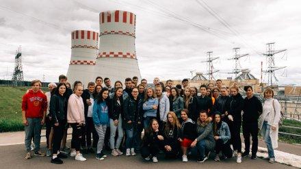 Нововоронежскую АЭС посетили словацкие школьники