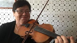 Музыкант из Воронежа рассказала о бардовских песнях под аккомпанемент скрипки