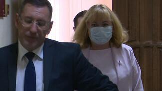 Защита экс-главы воронежского департамента культуры попросила вернуть дело прокурору