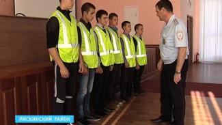 В Воронежской области появляются первые народные дружины