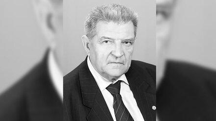 В Воронеже после тяжёлой болезни умер профессор медуниверситета
