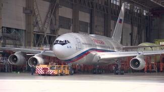 Воронежский авиазавод передал самолёт Ил-96-300 на испытания