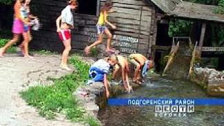 Команда туристов из Россоши готовится к соревнованиям