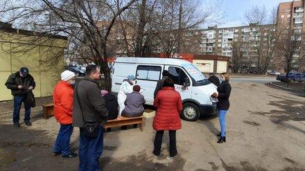 В Воронеже стартовала мобильная вакцинация от коронавируса