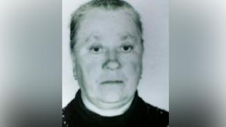 Пропавшую в Воронежской области 76-летнюю пенсионерку нашли живой