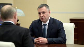 Путин назначил бывшего главу воронежских спасателей губернатором Иркутской области