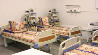 В микрорайоне Воронежа открылся новый ковидный госпиталь