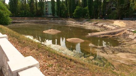 Мэр Воронежа потребовал на 2 месяца сократить срок обновления озера на Минской