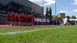 В Воронеже стартовал первый турнир футбольной академии «Факел»