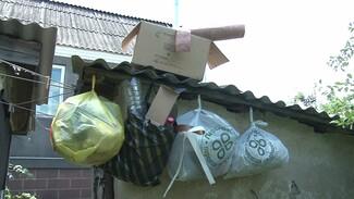 Жители Воронежской области отказались платить за вывоз мусора, превратив в свалку целое село
