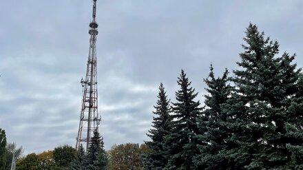 Воронежцев предупредили о перебоях вещания на ТВ и радио