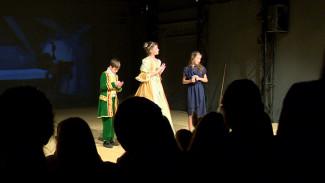 В Воронеже прошёл фестиваль школьных театров