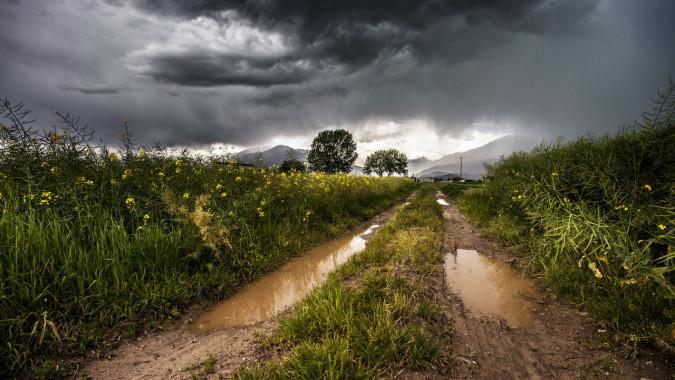 Синоптики предупредили воронежцев о надвигающихся ливнях и грозах