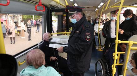 Мэрия Воронежа рассказала, сколько пассажиров оштрафуют после первого дня рейдов