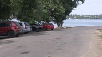 В Воронеже у дамбы Чернавского моста сделают новую парковку