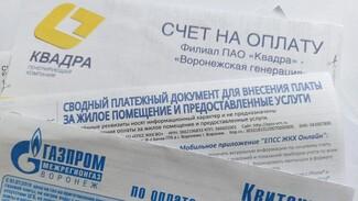 Воронежские власти опровергли чрезмерный рост тарифов на услуги ЖКХ в 2021 году