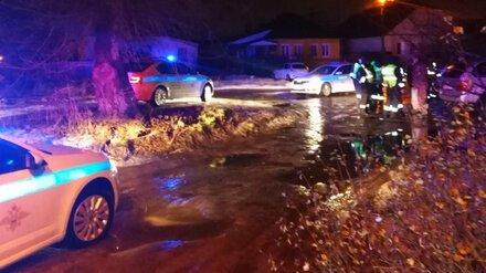 В Воронеже погоню за пьяным водителем BMW устроили 7 экипажей ДПС